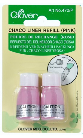 Clover chaco Liner Refill-Blanco