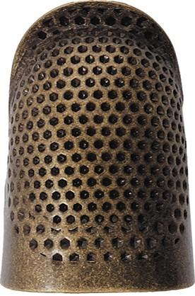 Clover 6018 Metal Open-Sided Thimble medium